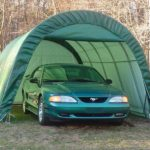 Portable Garage For Sale, Portable Garages Near Me, 12 x 20 x 8