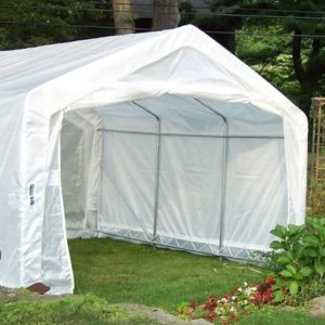 Rhino Greenhouse Sale, 12 x 24 x 8, House Style