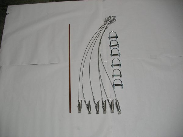 Cable Hook Anchor, Cable Hook Anchors