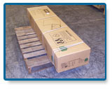 One Box Shipment – Easily unloaded and transported