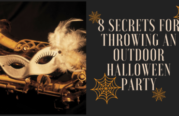 8 Secrets for Throwing an Outdoor Halloween Party