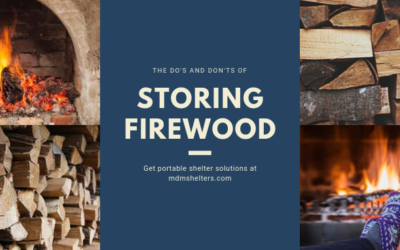 Storing Firewood: The Do's and Dont's