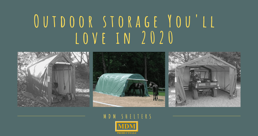 Outdoor Storage You'll Love in 2020