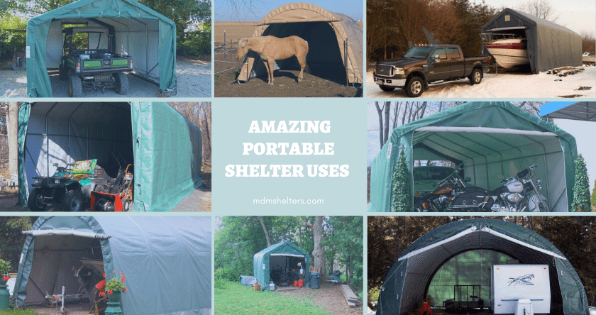 9 Amazing Portable Shelter Uses